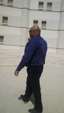 Radisson Blu Hotel, Alexandria: Walking