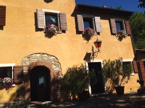 Agriturismo Libero: Beautiful house!