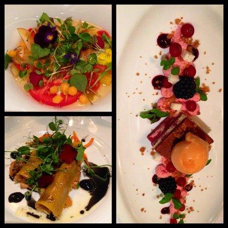 Alabardos Restaurant : Skøn gourmet