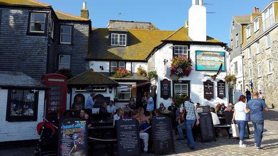 The Sloop Inn: Fachada exterior