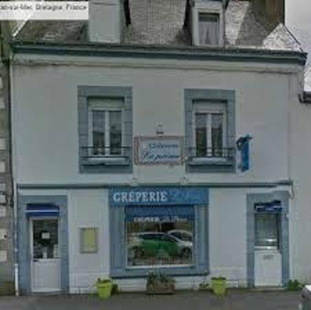 Le Preau : facade