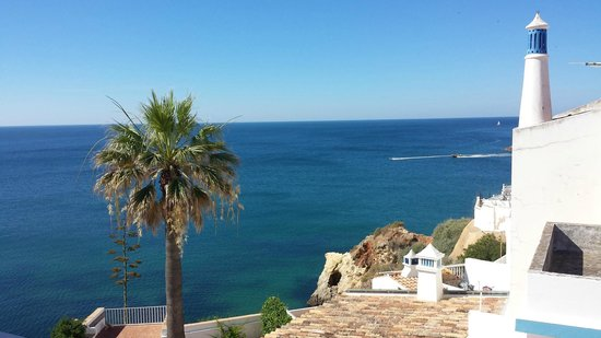 Hotel Frentomar : Widok z balkonu...