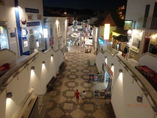 Hotel Frentomar: Miasto...