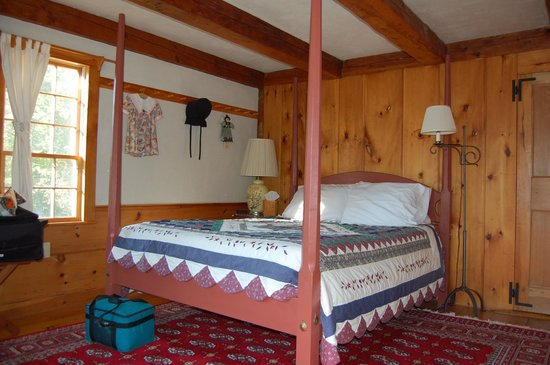 George Perley House : The bed was comfortable!
