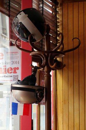 Cafe du Commerce : Déco bistrot