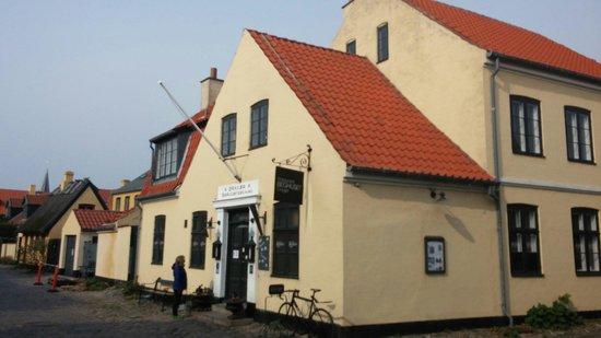 Restaurant Beghuset : Fachada