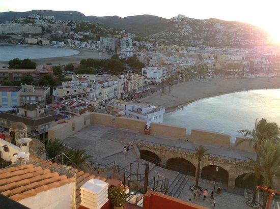 Agora Spa & Resort: Agora entre las dos playas
