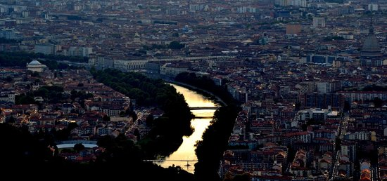 Province of Turin, Italy: Vista da Superga