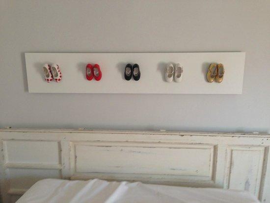 Lapepa Chic Bed & Breakfast : Zimmer