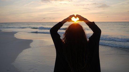 Ahau Tulum : Beautiful sunrise at Ahau