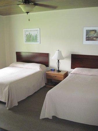 Shamrock Motel & Cottages: One of the motel units