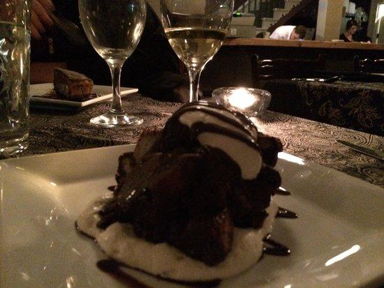 Get Stuffed : Chocolate pudding....