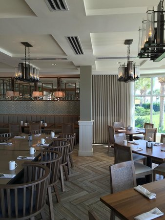 Echo Restaurant - Inside