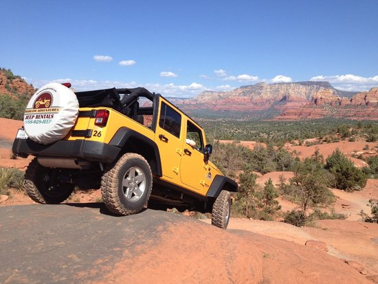 Jeep Rental Vs Jeep Tour Review Of Barlow Jeep Rentals Sedona