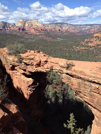 Barlow Jeep Rentals: Devil's Bridge on the Dry Creek Basin Trail