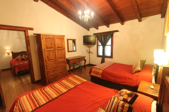El Marques Hacienda Hotel: Habitacion Cabaña