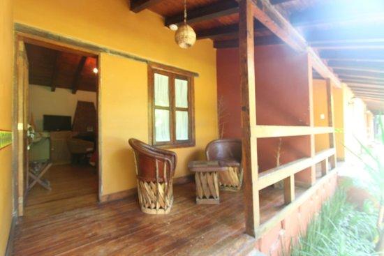 El Marques Hacienda Hotel: Exterior Cabañas