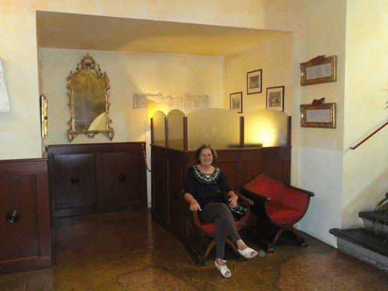Palazzo dal Borgo Hotel Aprile : Lobby