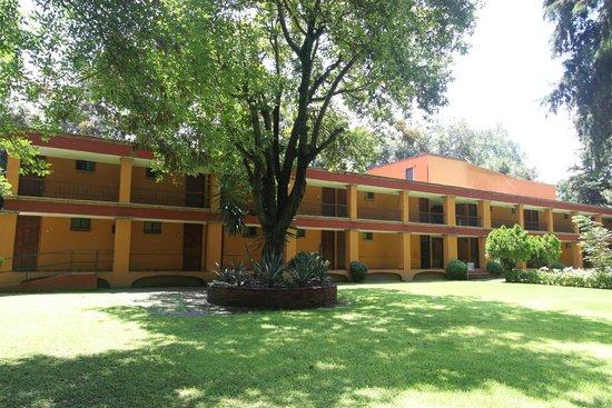 El Marques Hacienda Hotel: Fachada Habitaciones