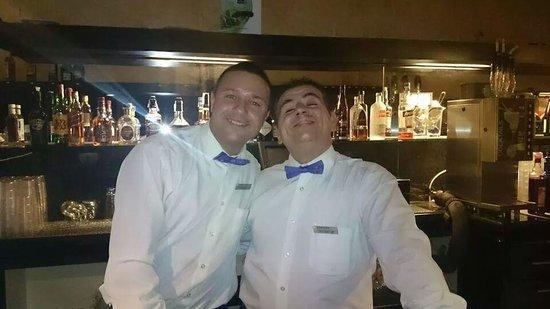 IBEROSTAR Club Cala Barca: Stefan and co - all bar staff were fab