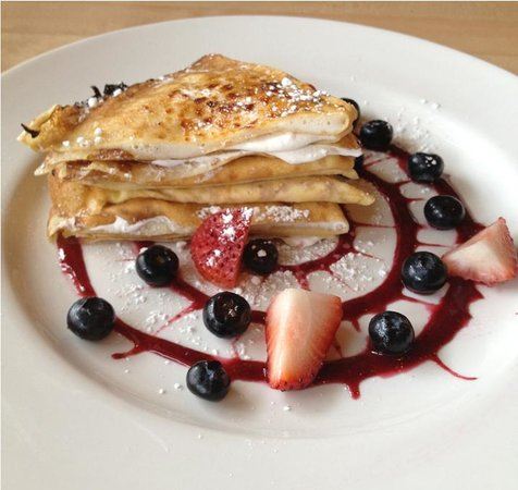 Photo of French Restaurant Creperie Saint Germain at 1512 Sherman Ave, Evanston, IL 60201, United States