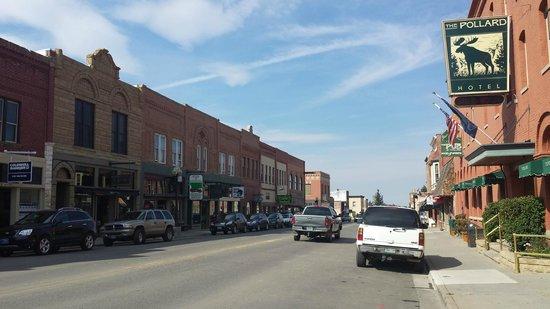 The Pollard : Main street