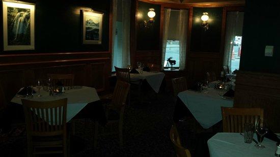 The Pollard: Restaurant