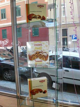Best Western Hotel San Giusto: dolcetti tipici