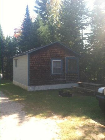 Beech Hill Campground and Cabins: cabin #2