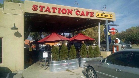 Station 316 Cafe: Station Cafe 3-one-6