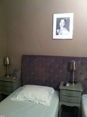 Hotel Oxford: Спальня