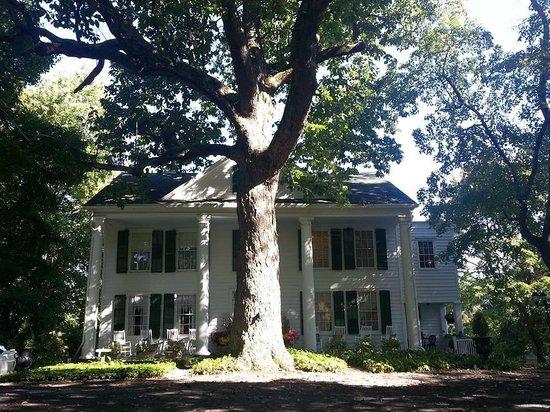 The beautiful Renwick Clifton House B&B