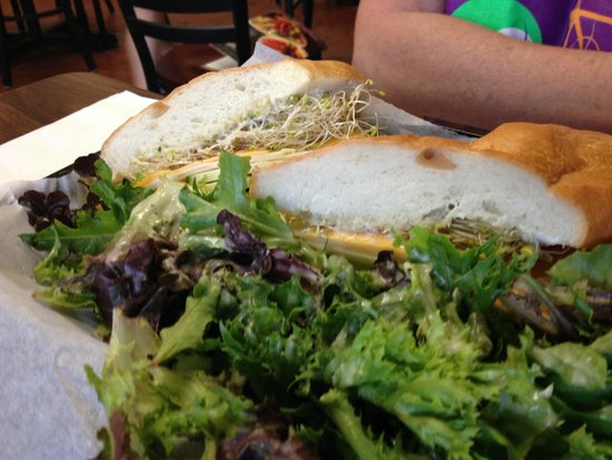 Garden of Eatin - Picture of Ghini\'s French Caffe, Tucson - TripAdvisor