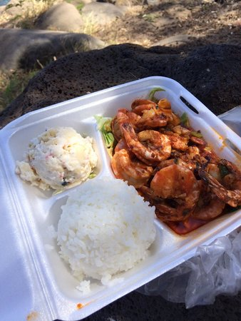 Geste Shrimp Truck: スパイシー