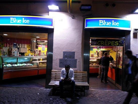 Blue Ice Roma!