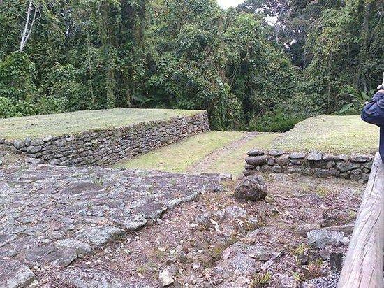Guayabo National Park and Monument: Zona de registro