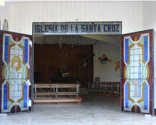 Hotel Fernandina: Puerto Ayora Catholic Church