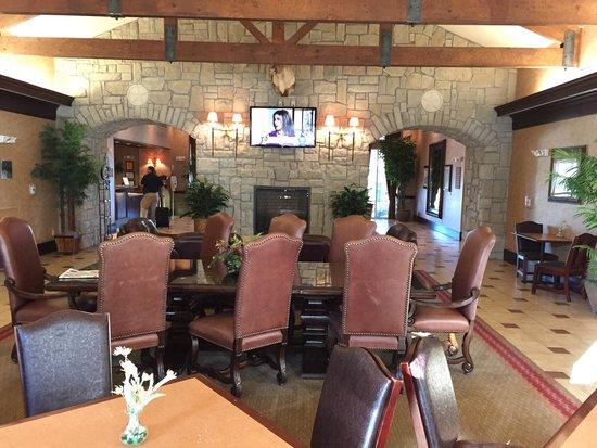 Homewood Suites Wichita Falls: Sala colazione