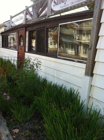 Sandy Hook Family Diner: Lovely diner