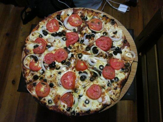 Mango Inn Resort : Pizza