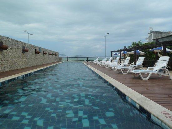 Yak Hotel Natal: pisina