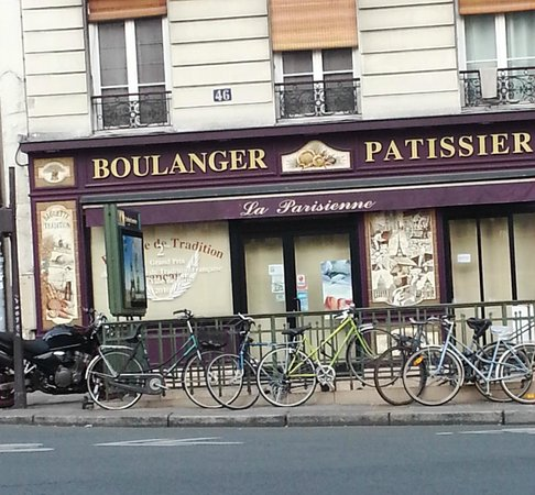 Boulangerie Patisserie La Parisienne: Closed on Saturday!  Why?!