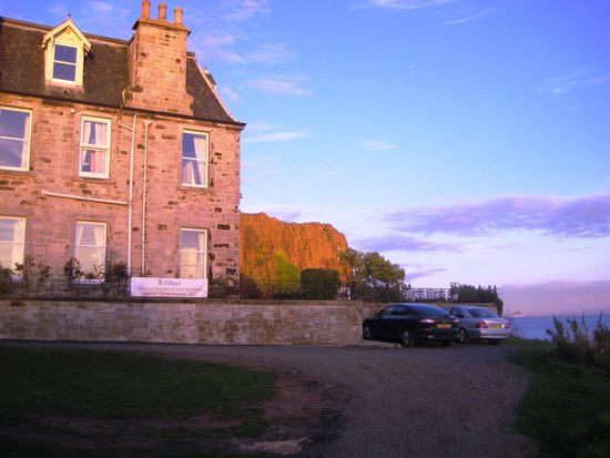 Forth View Hotel: Sunset at Forth View