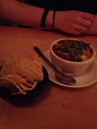 Fabyan's Station Restaurant and Lounge: Chili