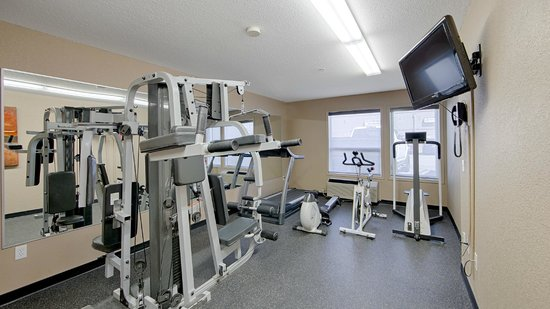BEST WESTERN Strathmore Inn: Fitness Centre