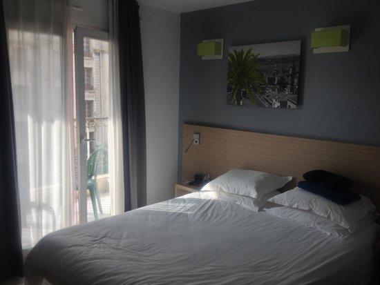 Adagio Access Nice Magnan: our room