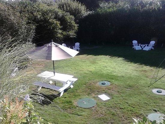 Gearhart Ocean Inn: picnic croquet area