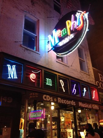 Read Reviews Of Beale Street Memphis Music