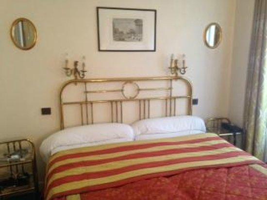 Hotel La Sanguine: Twin Room