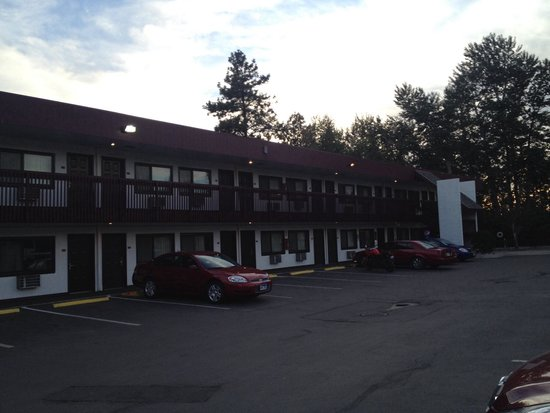 Ruby's Inn: Outside